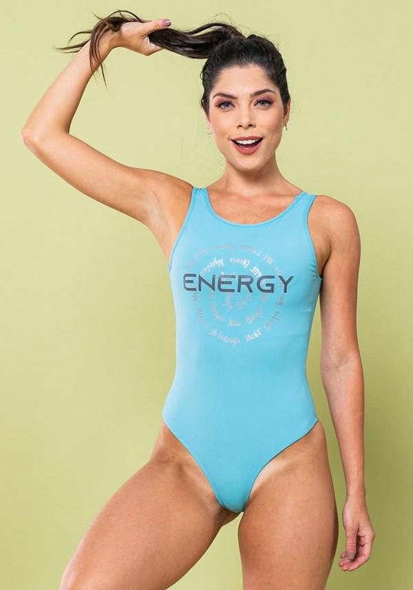 Body energy azul com silk