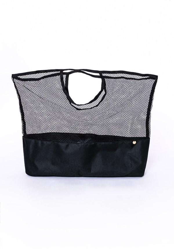 Bolsa sacola de mão dlk beach preto