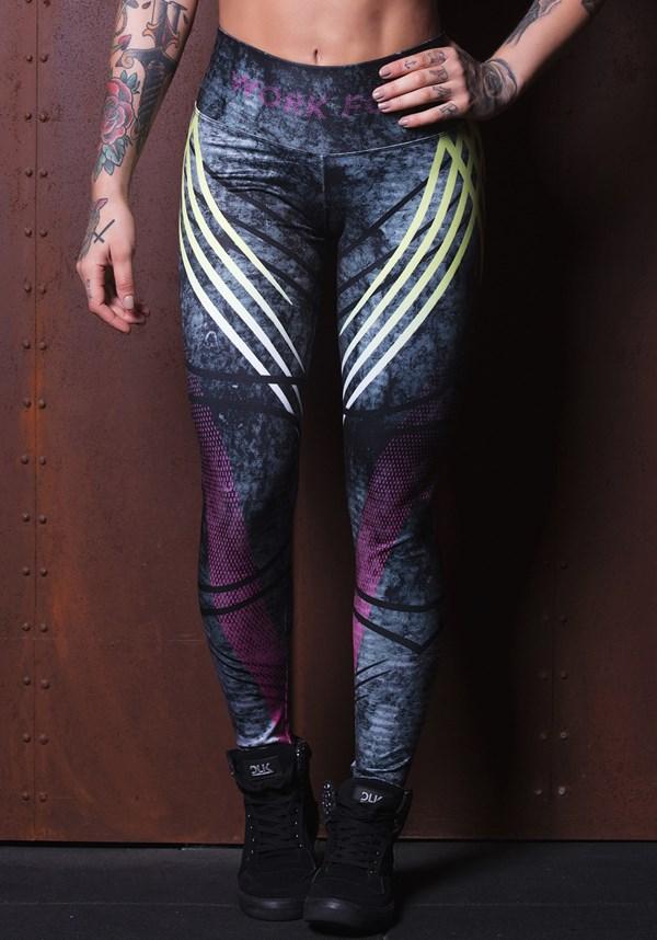Calça legging lines