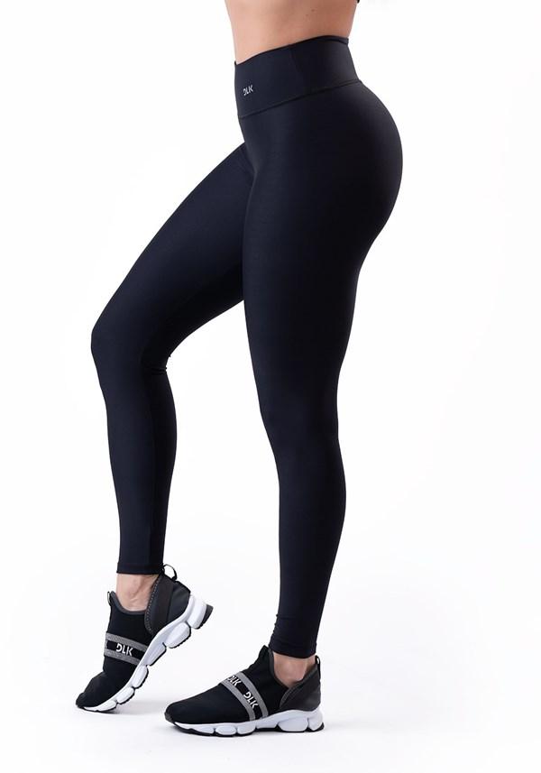 Produto Calça legging preta básica