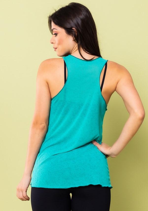 Camiseta nadador energy verde libra
