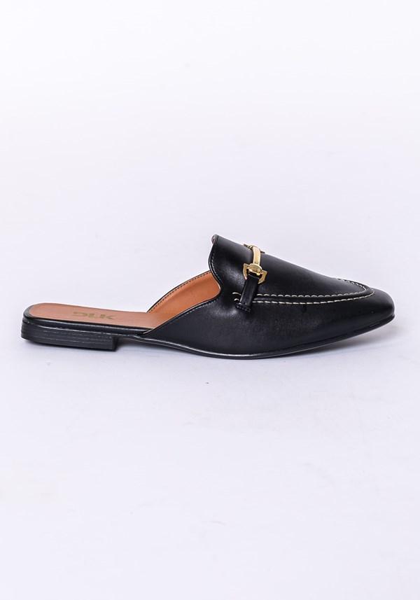 Mule shoes preto