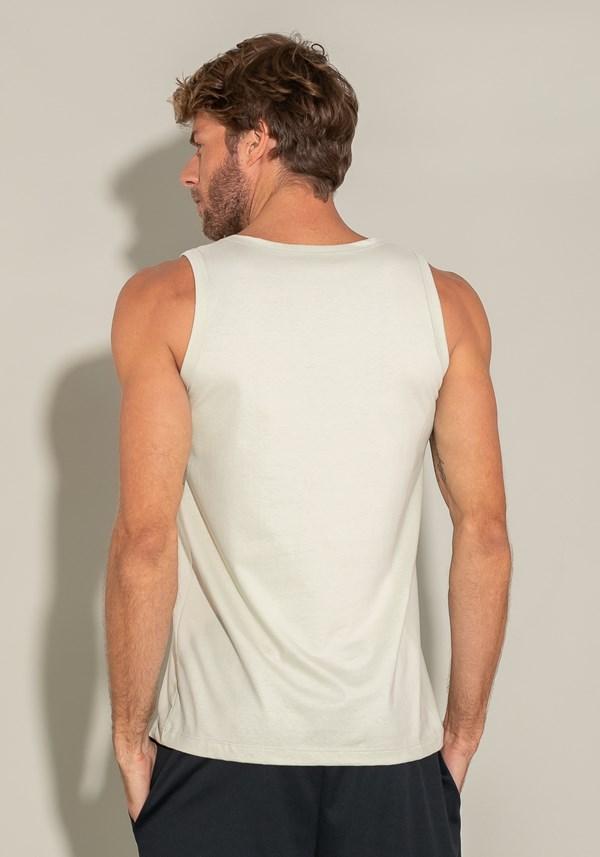 Regata for men strong body areia