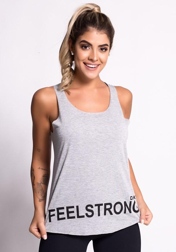 Regata mescla dlk feel strong
