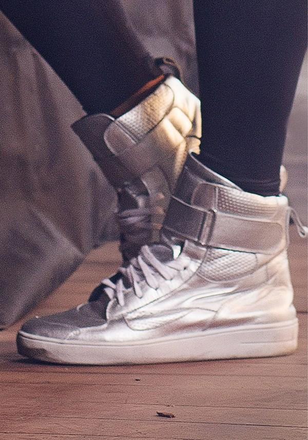 Sneaker prata dlk