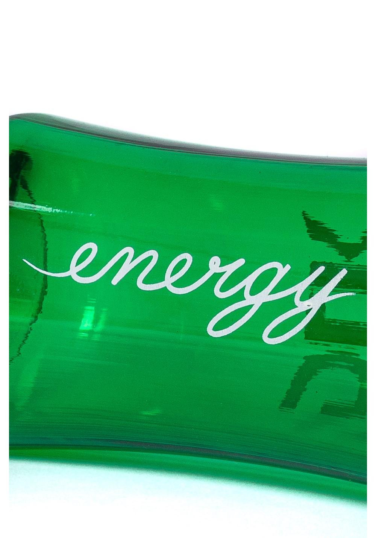 Squeeze pet ecológico verde